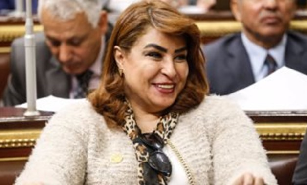 FILE – Deputy of Foreign Affairs Committee in the parliament Ghada Ajami