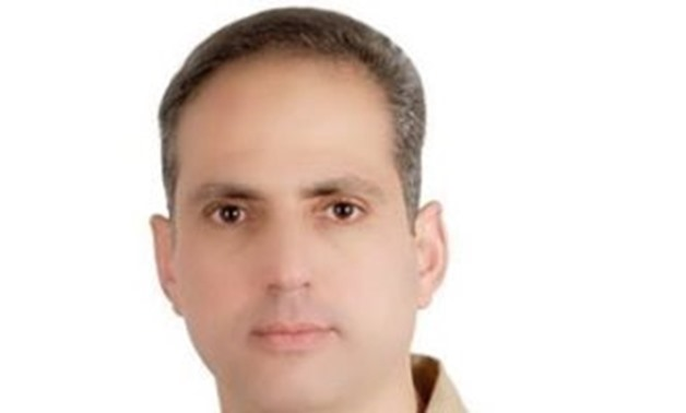 File - Armed Forces Spokesman Colonel Tamer al Rifai