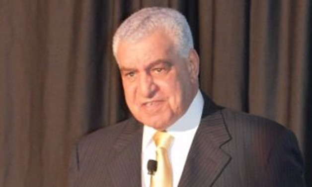 Zahi Hawass- Egypt Today