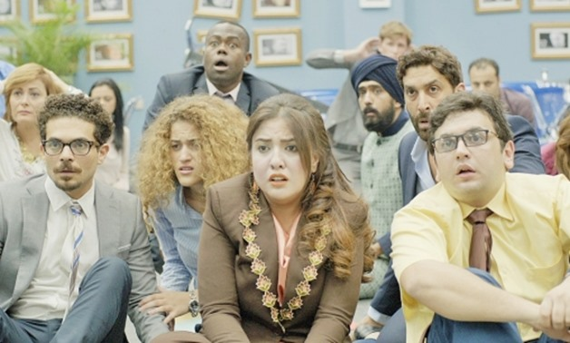 Egyptian film 'Introduced Labor' (photo courtesy of DIFF press release)