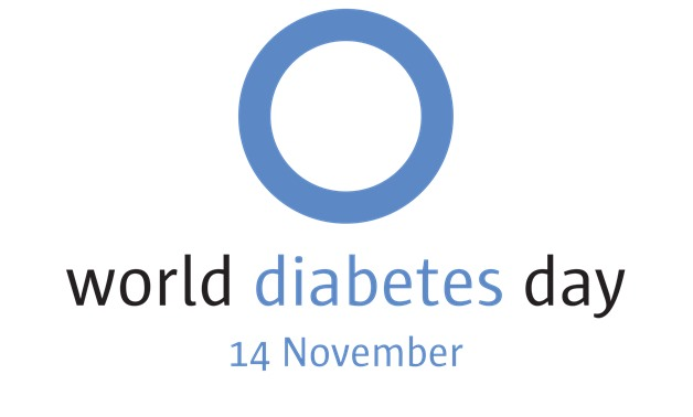 World Diabetes Day logo - Official website