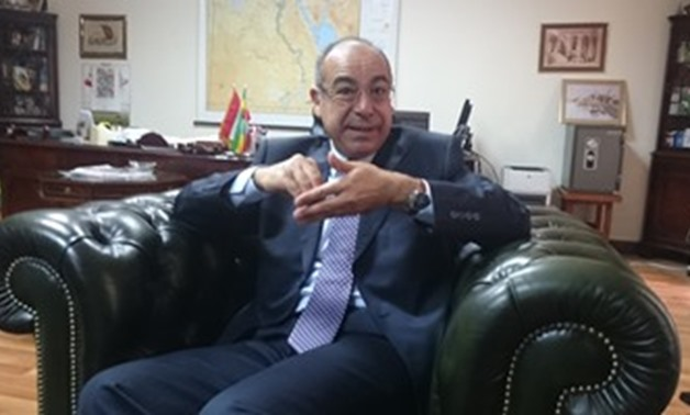 Assistant Foreign Minister for African Affairs Mohamed Idris - FILE PHOTO