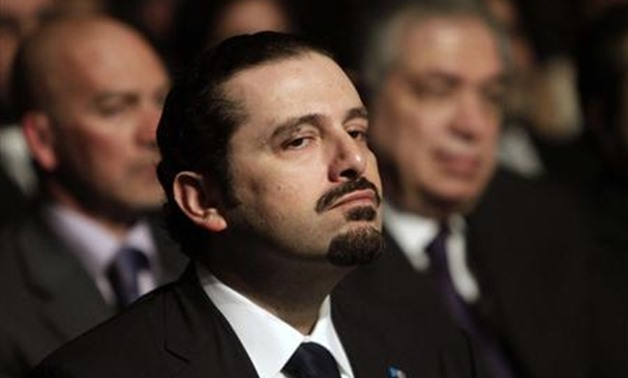 Lebanon's Hariri to arrive in Cairo Monday: Reuters