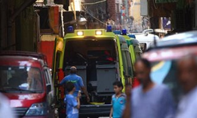 29 injured in road accident in Al Qalubia. file photo