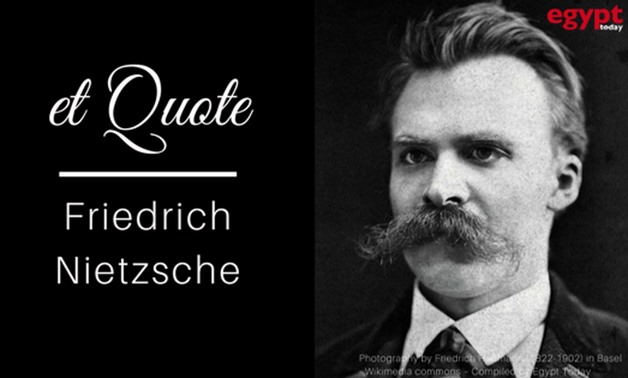 Nietzsche Quotes: Et Quote: Friedrich Nietzsche