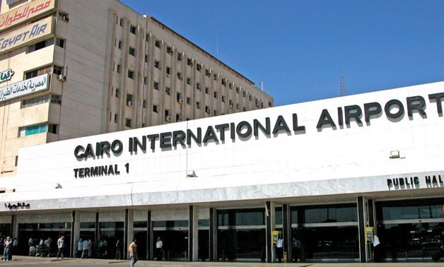 File- Cairo International Airport