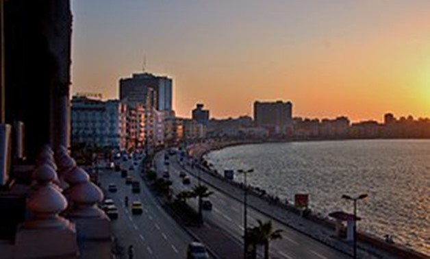 Alexandria City [Photo Courtesy: Wikipedia]