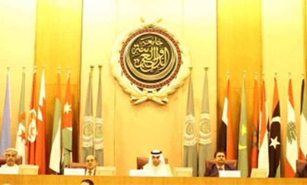 File - An Arab Parliament session