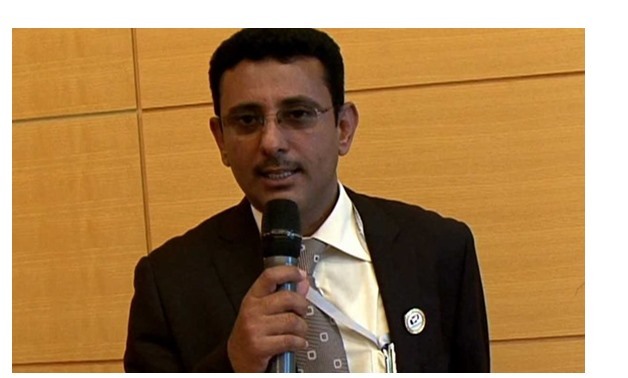FILE - Yemeni Ambassador to Cairo Mohamed Ali Maram