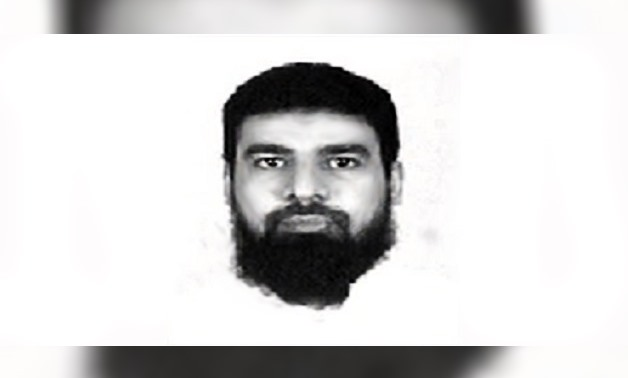 FILE: Egyptian militant Omar Refaee Srour, who was publicly exposed by Abdel Rahim Mohamed Abdullah Al-Mismary, only survivor of the security raid that tracked fleeing terrorists in the Western Desert of Giza