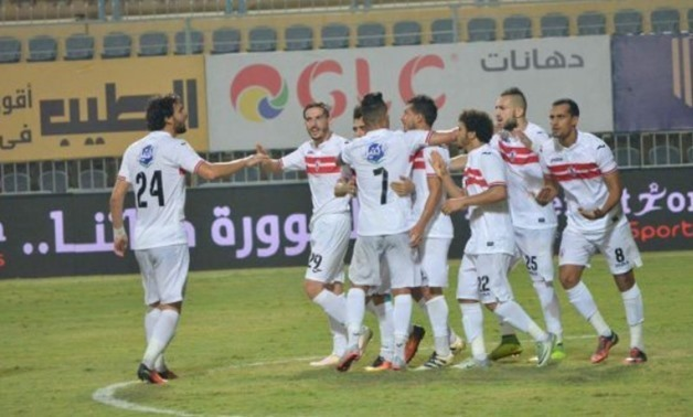 Zamalek– Press image courtesy Zamalek SC's official website