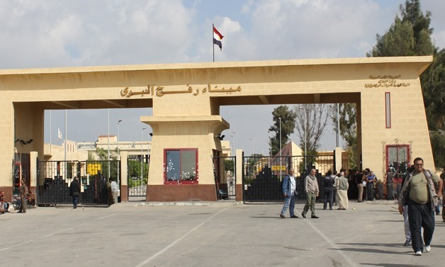 Rafah crossing border – Courtesy of Flickr/ Gigi Ibrahim