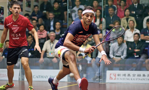 Shorbagy qualifies for 2nd round of Windy City Open Squash Tournament