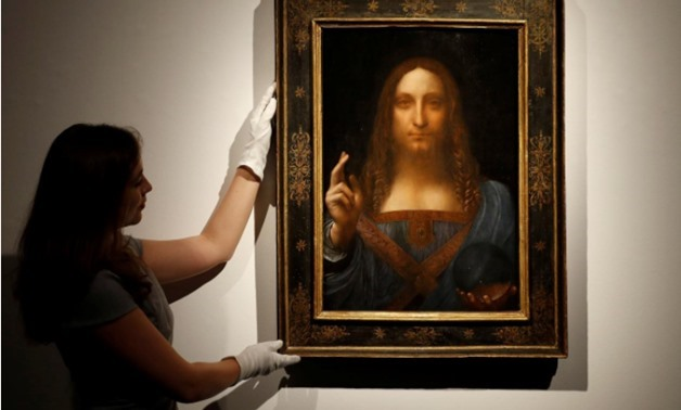Art experts predict that the buyer of Salvatore Mundi is Arab