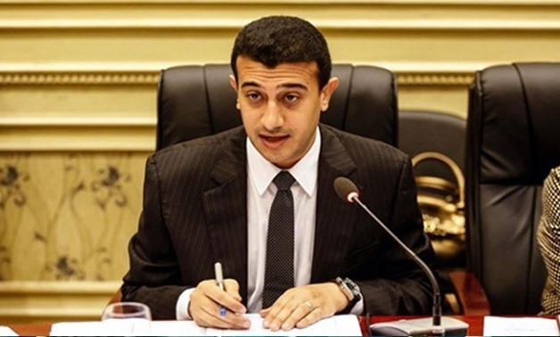 MP Tarek al-Khouly – File photo