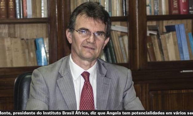 Joao Bosco Monte, Chairperson of Brazil-Africa Institution- photo courtesy of the Facebook page of the institute