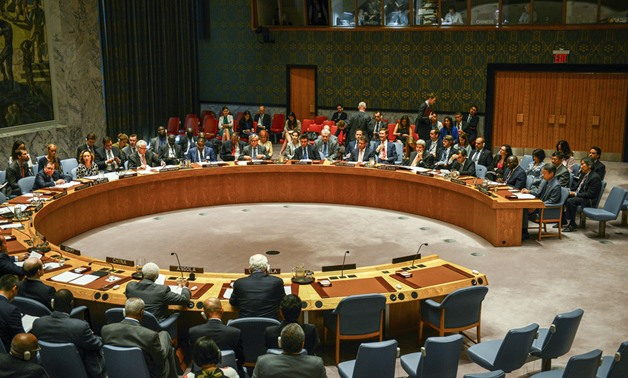 A session of the United Nation's Security Council - Creative Common via Wikimedia Common