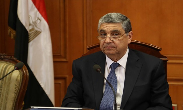 FILE – Mohamed Shaker, Minister of Electricity and Renewable Energy