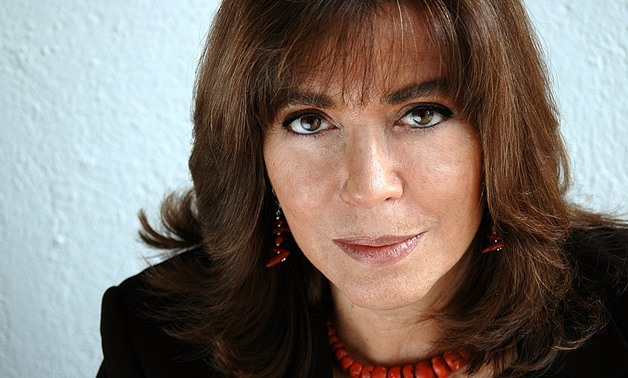 Spanish Singer Maria Del Mar - Photo courtesy of Cairo Opera House press release