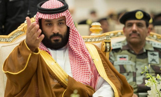 Mohammed bin Salman, Crown Prince of Saudi Arabia. REUTERS