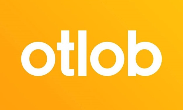 Logo of the Online Food ordering App Otlob - Photo courtesy: Official Facebook Page