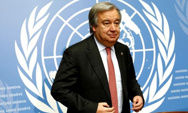 UN Secretary-General Antonio Guterres - Reuters