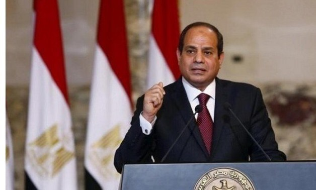 FILE -President Abdel Fatah al-Sisi- Press photo