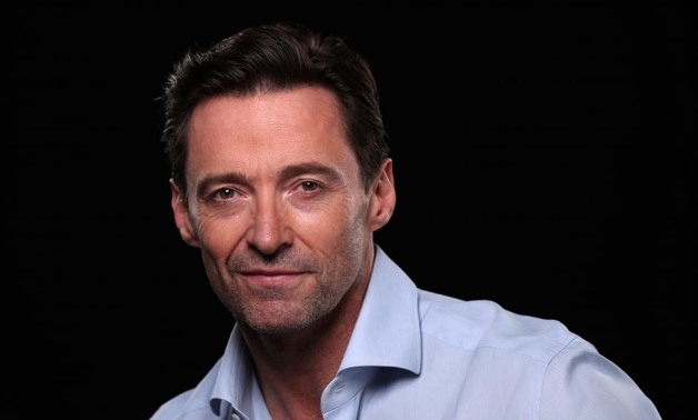 Australian actor Hugh Jackman poses for a portrait in Los Angeles, California U.S. November 10, 2017. Picture taken November 10, 2017. REUTERS/Lucy Nicholson
