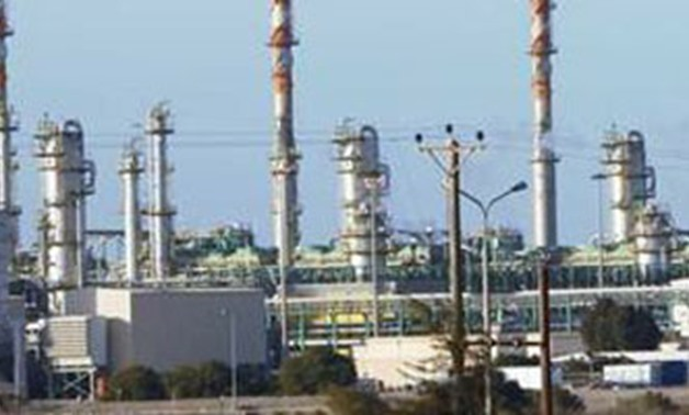 FILE- Petroleum investment in Egypt around $39 B