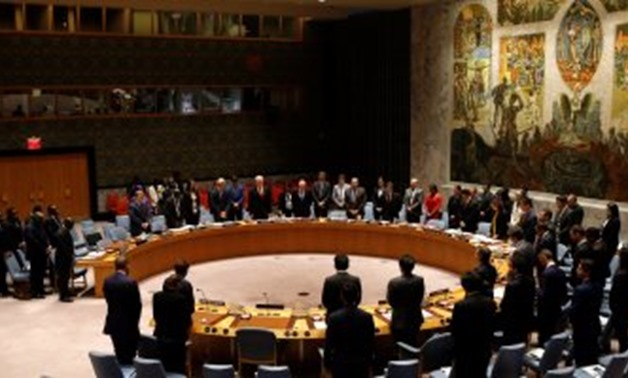 FILE - Security Council