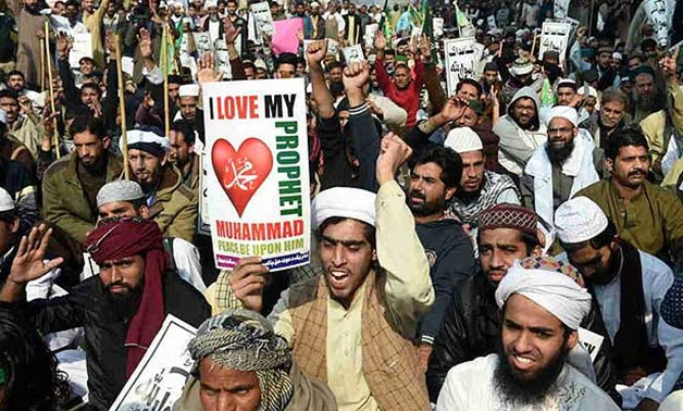An obscure Islamist group in Pakistan has brought down a federal minister and dealt the government a stinging blow with the help of a blasphemy law that authorities have long used as a tool of repression against minorities and dissidents - AFP