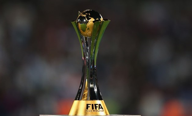 FIFA Club World Cup Trophy - Courtesy of FIFA official website