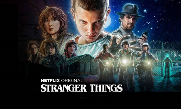 Netflix original stranger things