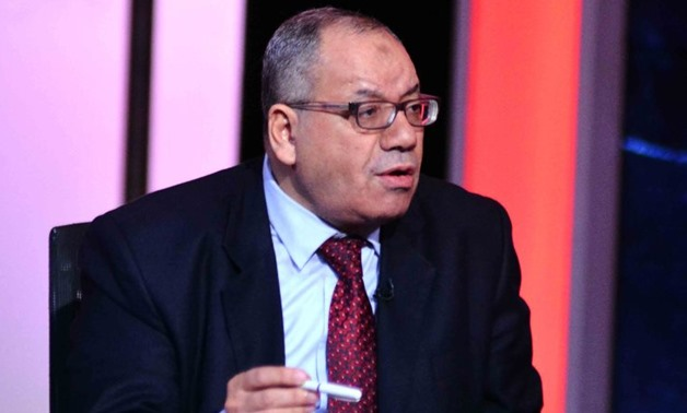 Nabih El-Wahsh - Egyptian Lawyer called for rapping women in rapped jeans