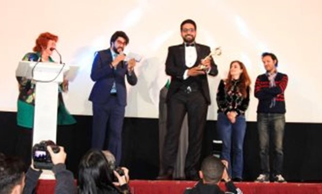 """Mastoura's"" director Mohanad Diab received Best Documentary's subject from Tangier Film Festival on Saturday, December 3 – Egypt Today"
