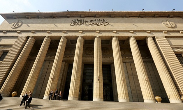View of Egypt's High Court of Justice in Cairo - REUTERS/Mohamed Abd El GhanyA