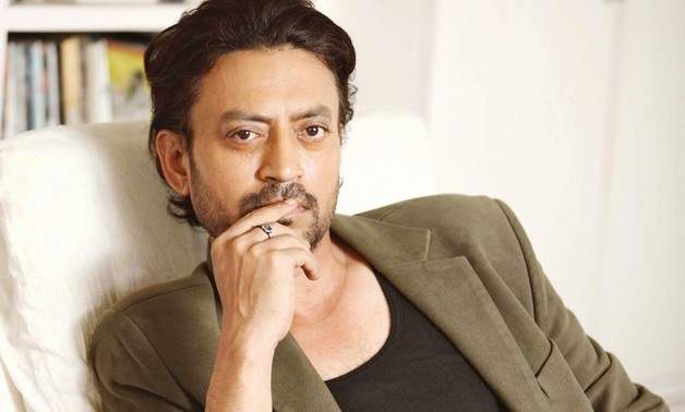 Indian actor Irrfan Khan – Photo Courtesy of Dubai International Film Festival official statement
