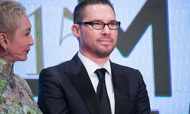 Photograph of Bryan Singer at the Opening Ceremony of the 28th Tokyo International Film Festival, October 21, 2015 - Wikimedia Commons/Dick Thomas Johnson