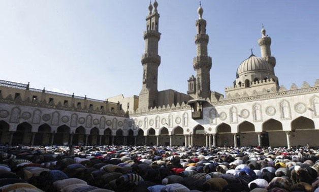 Al Azhar mosque - Reuters