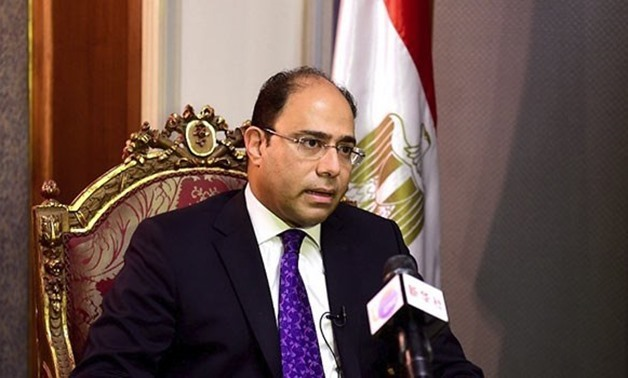 FILE - Spokesman for the Foreign Ministry Ahmed Abu Zeid
