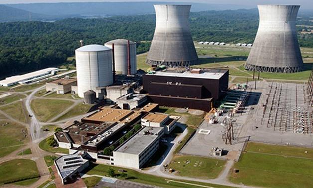 A Nuclear Power Plant via Wikimedia Commons