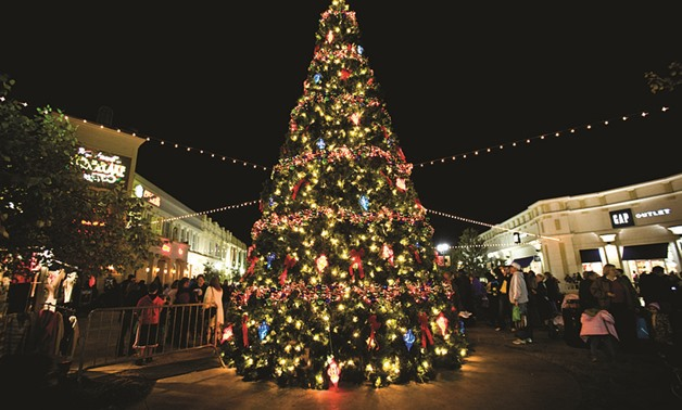 The holiday spirit Photo Via CC/Flickr Shreveport-Bossier Convention and Tourist Bureau