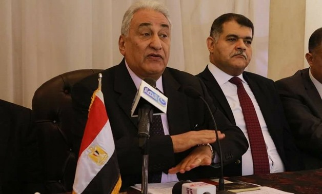 Head of the Egyptian Lawyers Syndicate Sameh Ashour – Official Facebook Page