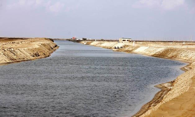FILE - Suez Canal Economic Zone