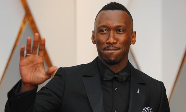 Mahershala Ali on the red carpet - REUTERS/Mike Blake