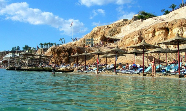 FILE – Sharm El Sheikh resort – Courtesy of Flickr