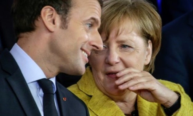 © Belga/AFP / by Alex PIGMAN | Overhauling the eurozone has been a top priority of French President Emmanuel Macron, but his ambitions have been stymied by political uncertainty in Germany