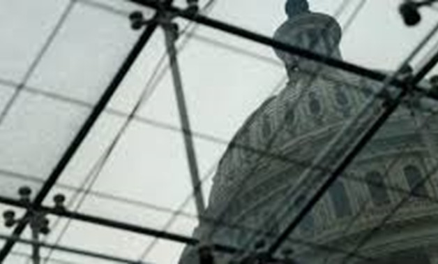 The U.S. Congress Capitol Building is seen from the Congressional Visitors Center in Washington, U.S. December 6, 2017. REUTERS/Aaron P. Bernstein/File Photo