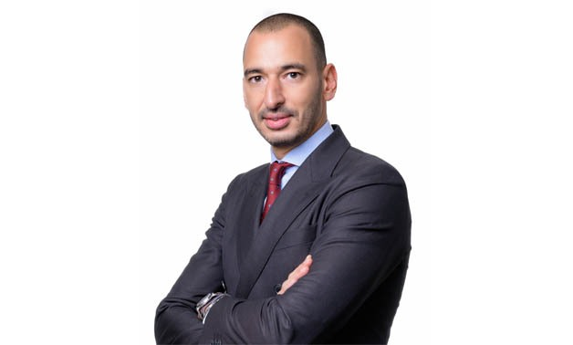 Karim Moussa, head of private equity and asset management at EFG Hermes - Press Photo