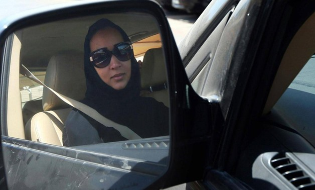 Saudi authorities have announced that women will be able to drive in the country by June next year AFP